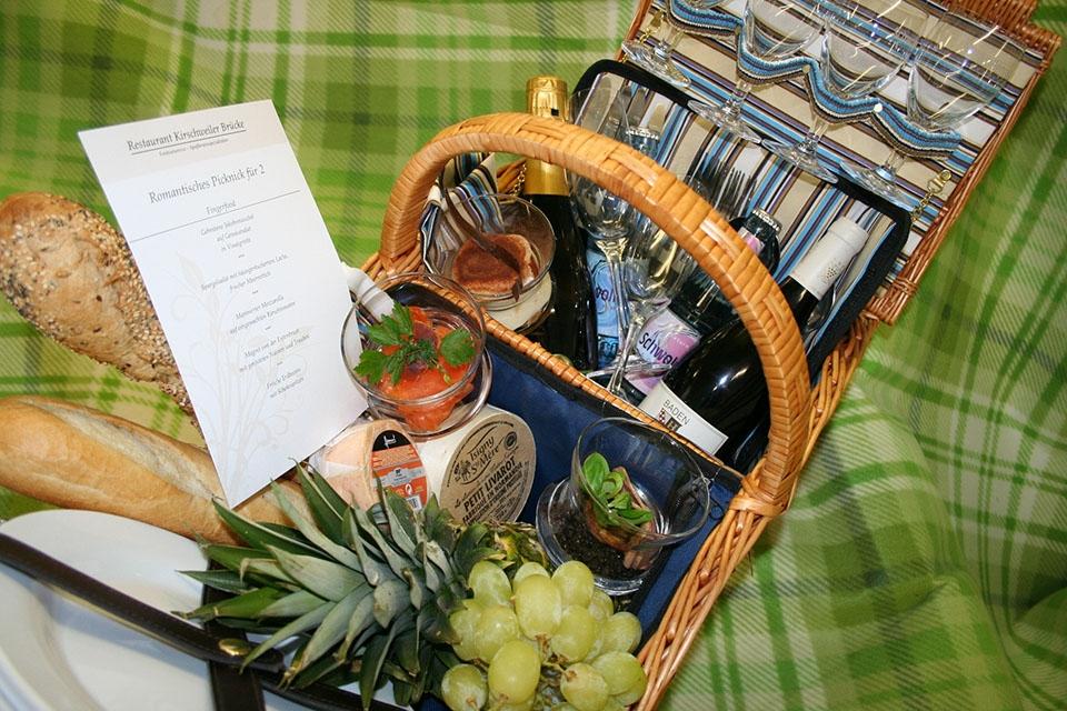 Restaurant kirschweiler br cke picknick f r zwei - Miesmuscheln offen vor kochen ...